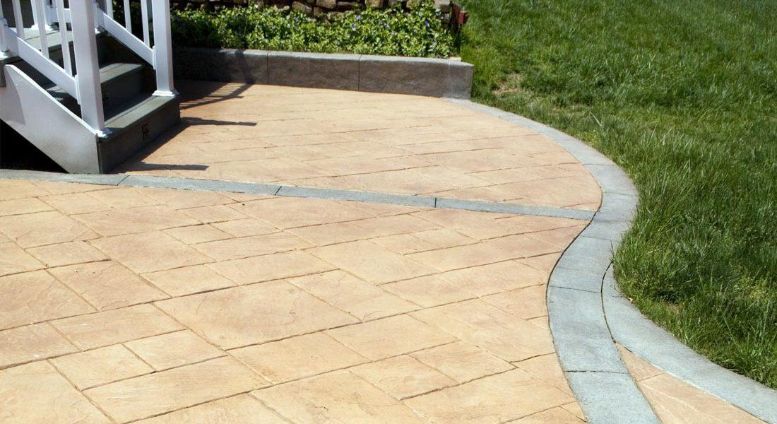 MasonryDefender Stamped Concrete Sealer